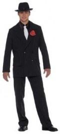 Mens Gangster Costume