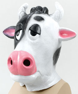 Pantomine Cow