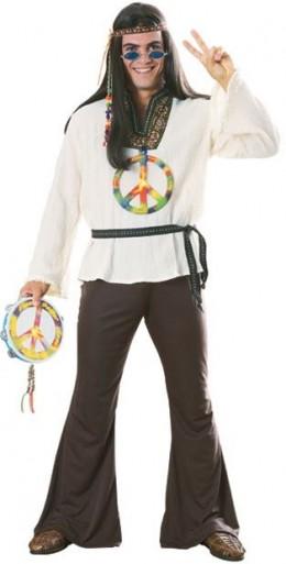 1960s Hippy Man