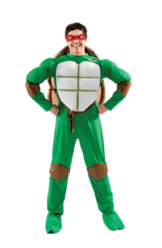 Mutant Teenage Ninja Turtle Costume