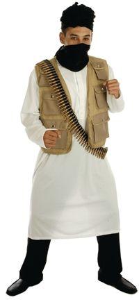 Insurgent Costume -