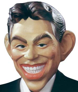 Tony Blair Mask