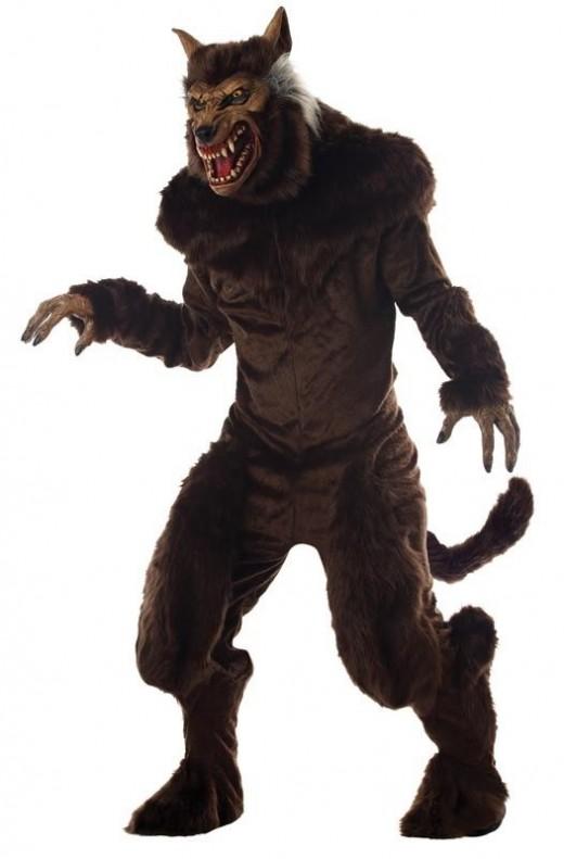 Underworld Character - Werewolf