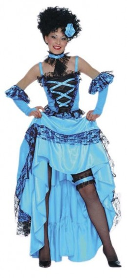Dance Hall Dolly Costume