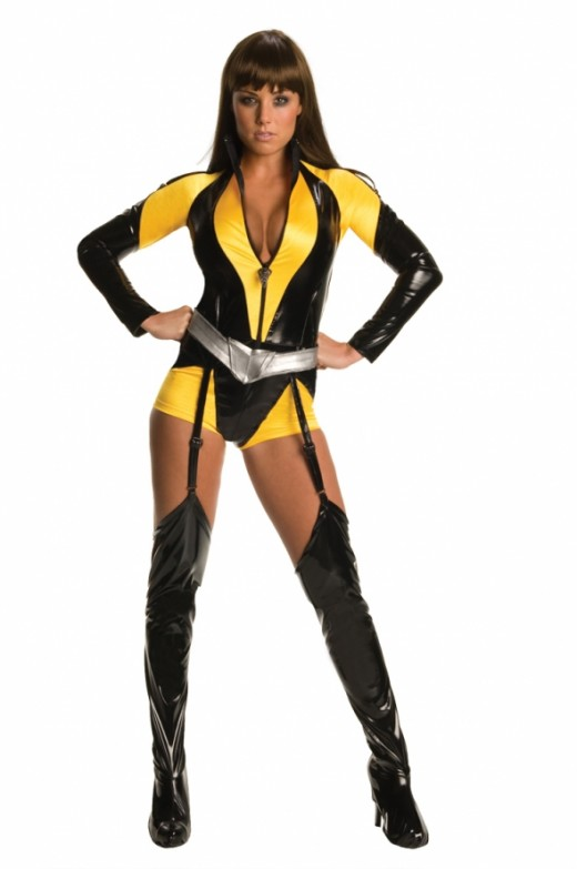 Silk Spectre Outfit