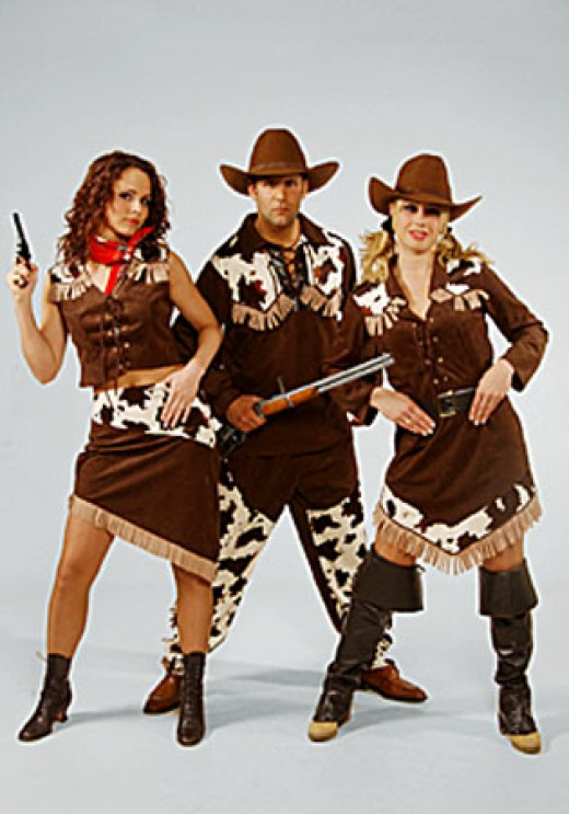 Western Costumes