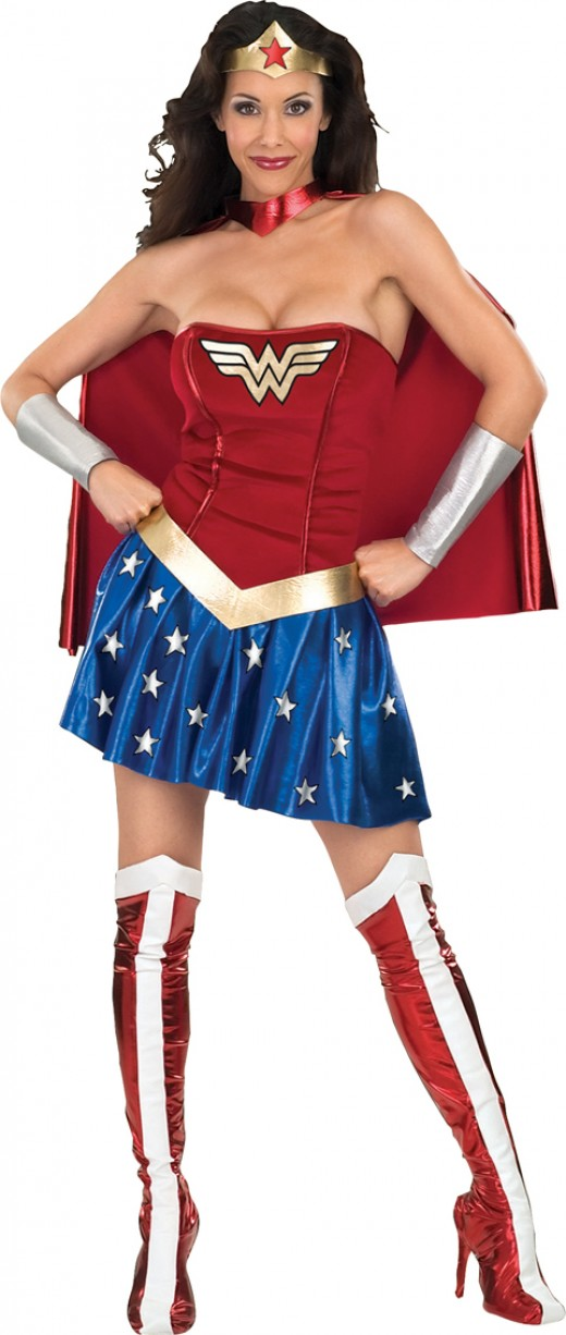 Wonder Woman outfit