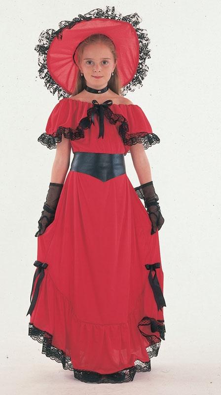 Scarlett - Red Victorian Costume