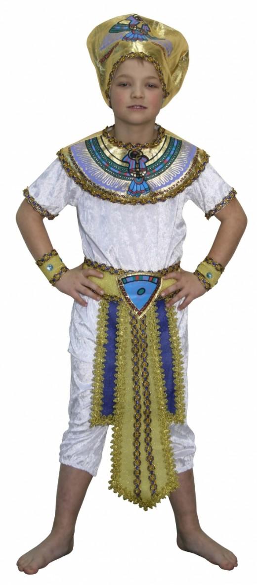 Boy's Egyptian Costume