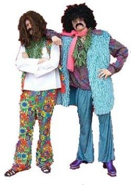 Hippy Costumes