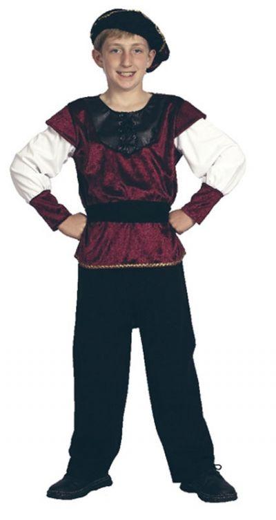 Boy's Tudor Costume