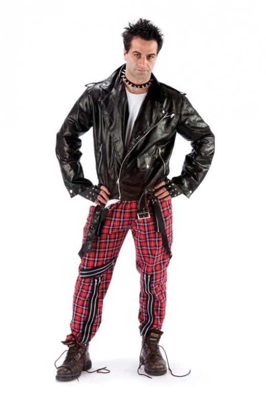 Rocker Costume