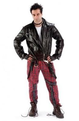 Punk Costume