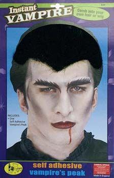 Dracula Hairpiece