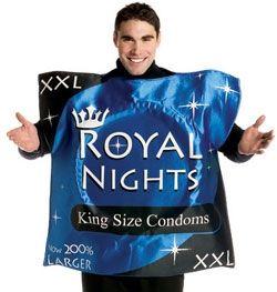 Condom - Machine found in pub toilets