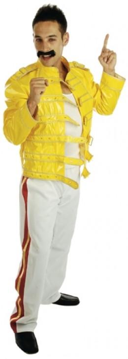 Freddy Mercury Style Costume