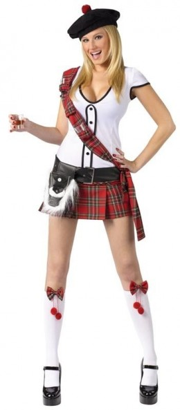 Scottish Lassie Costume