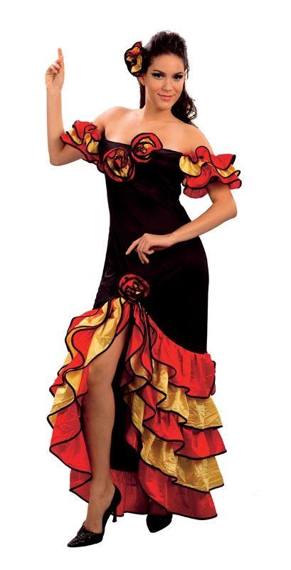 Spanish Ladies Costume