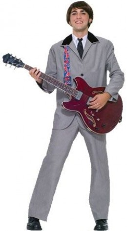 Beatles Style Costume