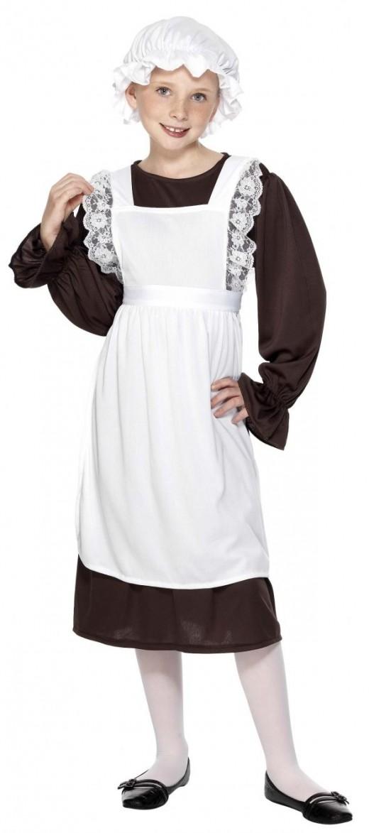 Girls Victorian Costume