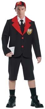 Schoolboy (& Teacher or Schoolgirl Costume)