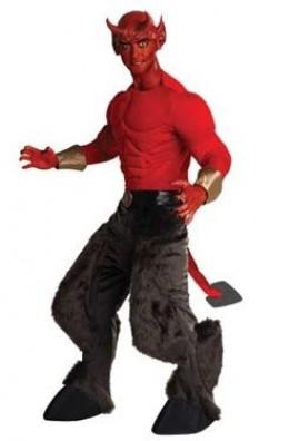 Devil Superior Costume
