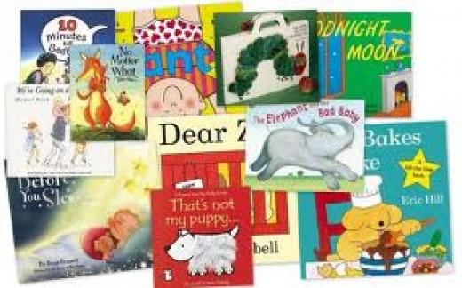 Kids Book Ideas