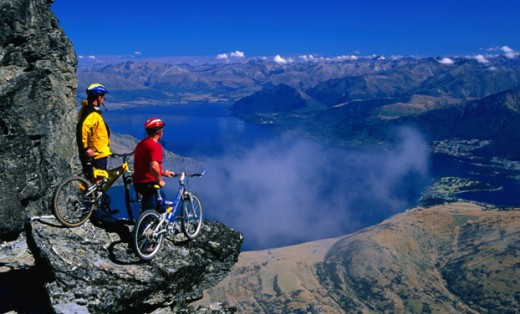 Mountain Biking in Queenstown