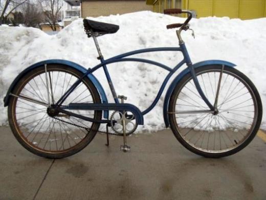 vintage Schwinn Bicycles