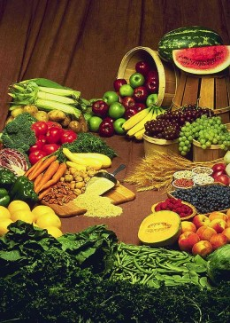 The Instinct Diet says: Variety is key to staying satisfied while dieting.