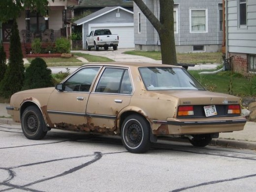 Top 10 Ugliest Cars From The 1980s Funny Axleaddict