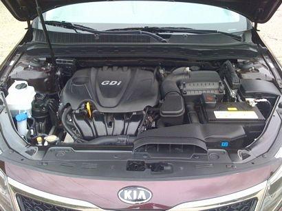 2011 Kia Optima Engine