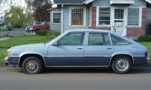 Top 10 Ugliest Cars From the 1980s (Funny) | AxleAddict