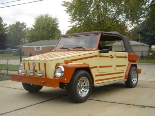 1971 Volkswagen Thing