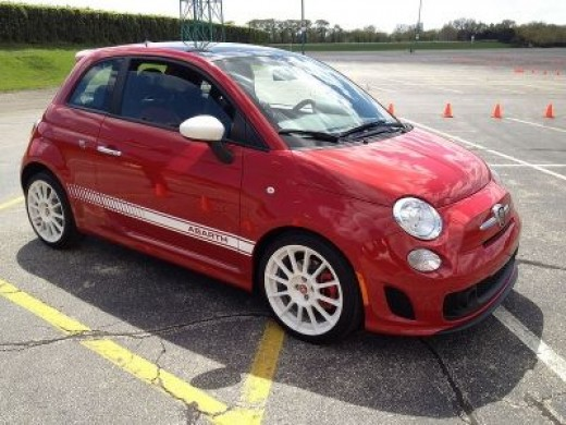 Red Abarth