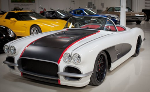 1959 Custom Chevrolet Corvette