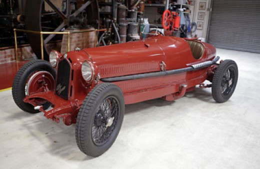 1932 Alpha Romeo Monza
