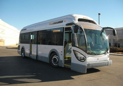 Proterra Ecoliner Electric Bus