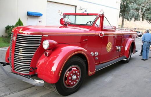 1941 American LaFrance Firetruck