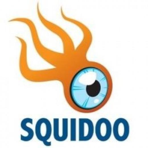 Create your Squidoo lens