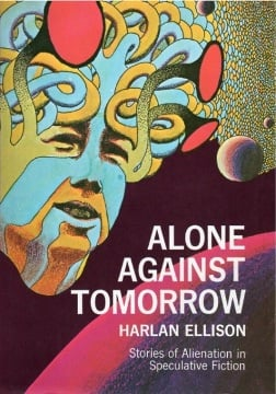 First edition cover of Alone Against Tomorrow.