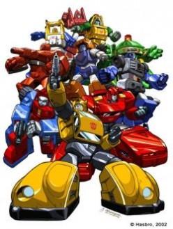 Transformers Mini Autobots