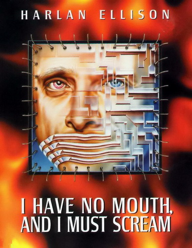 I Have No Mouth, and I Must Scream was adapted into a point-and-click adventure game in 1995.