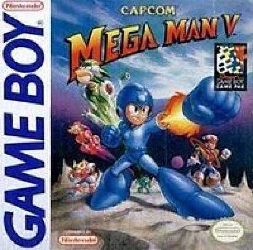 Megaman 5