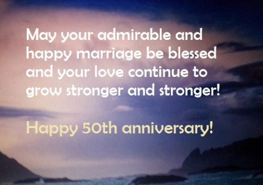 50 Quotes About Love And Marriage : 50th Wedding Anniversary Quotes Sayings. QuotesGram