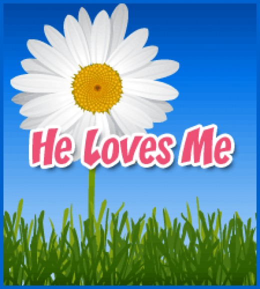 Love Test - Does He Love You? quizrocket.com