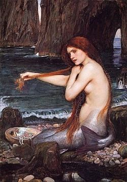 Myth of Mermaid of Assyirian