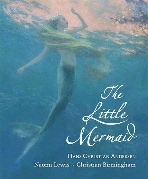 The Story of Mermaid from H.C. Anderson