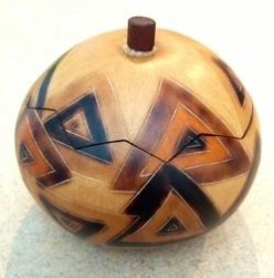 Carved Gourds - The Perfect Fall Decoration