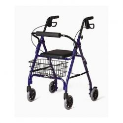 Disability gadgets: Medline Rollator